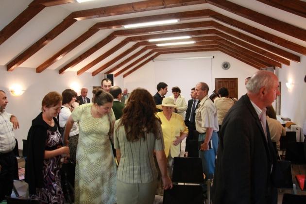 adunarea la sfarsitul intalnirii